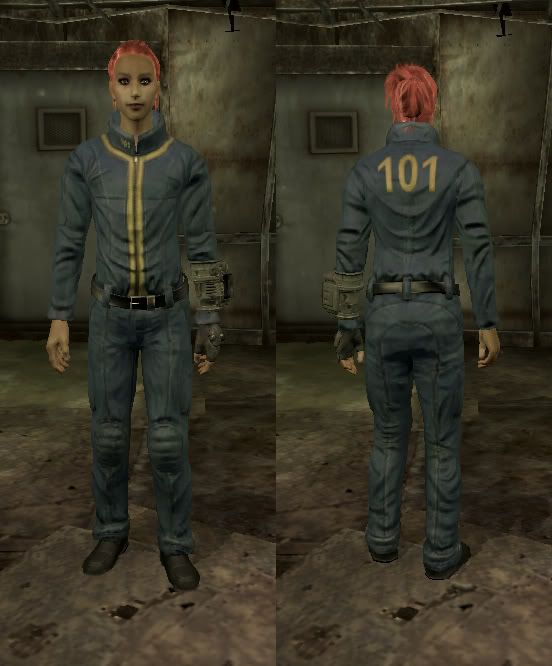 Fallout 4 vault dweller cosplay