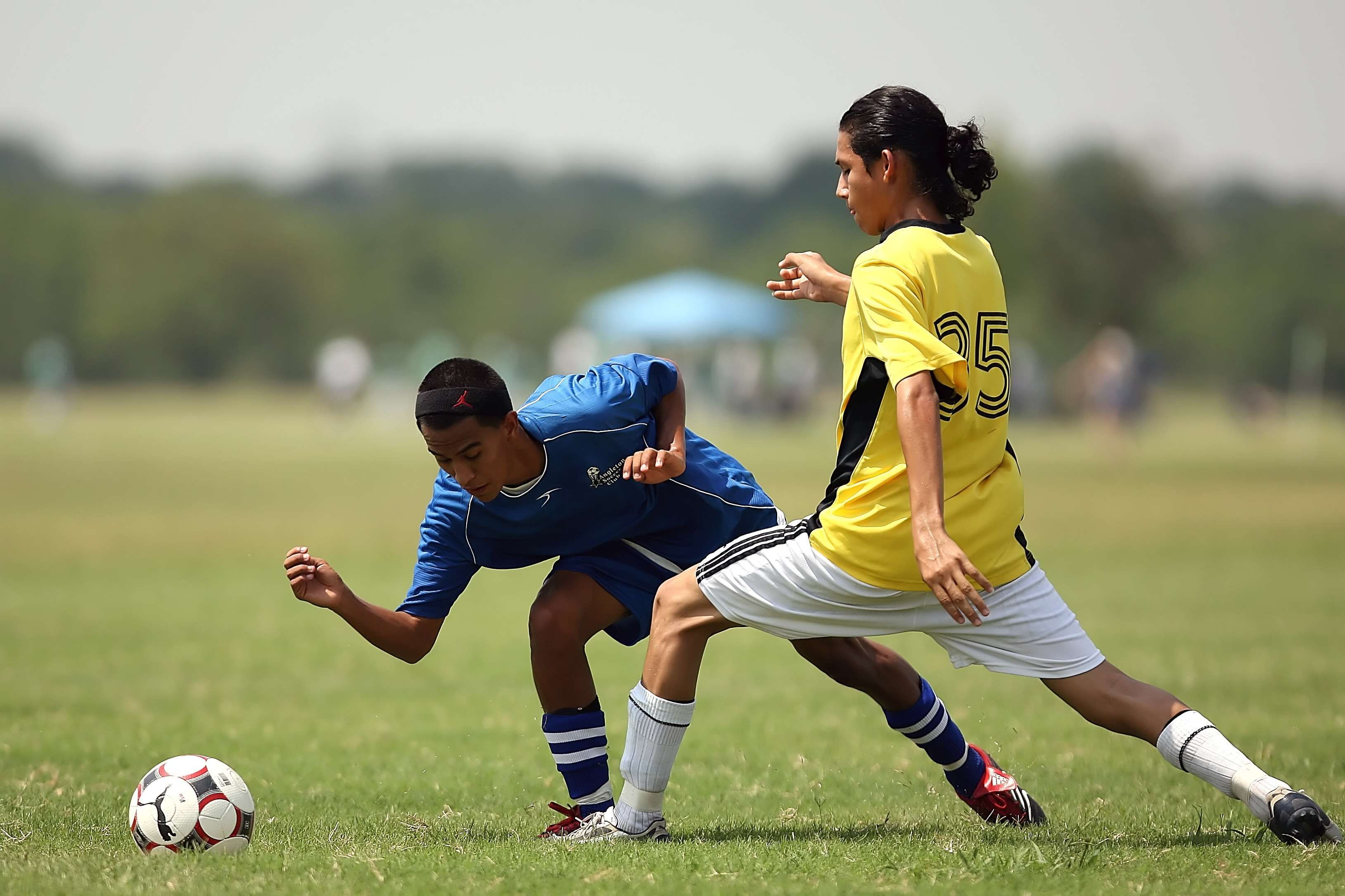 Обои soccer, Ball, Sky kick. Спорт foto 9