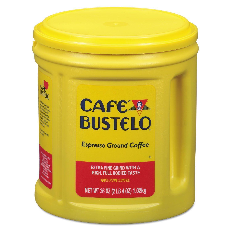 cafe bustelo coffee instant espresso
