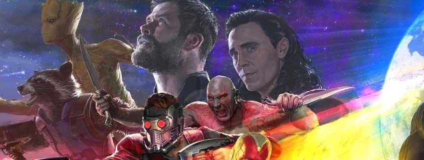 Kevin Feige tease les scènes entre Thor et les Gardiens de la Galaxie dans Avengers Infinity War
