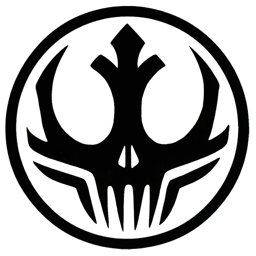 Star Wars Dark Side Alliance Laptop Car Truck Vinyl Decal Window - Window decals for cars and trucksdecals stickers vinyl decals car decals general