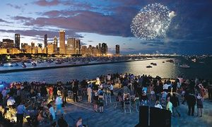 Groupon - Two Tickets to Jazzin' at the Shedd at Shedd Aquarium (Up to 44% Off) in John G. Shedd Aquarium. Groupon deal price: $20