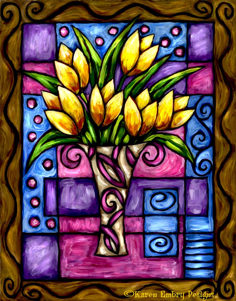 Painting Designs glass painting designs - bing images | glass goodies | pinterest