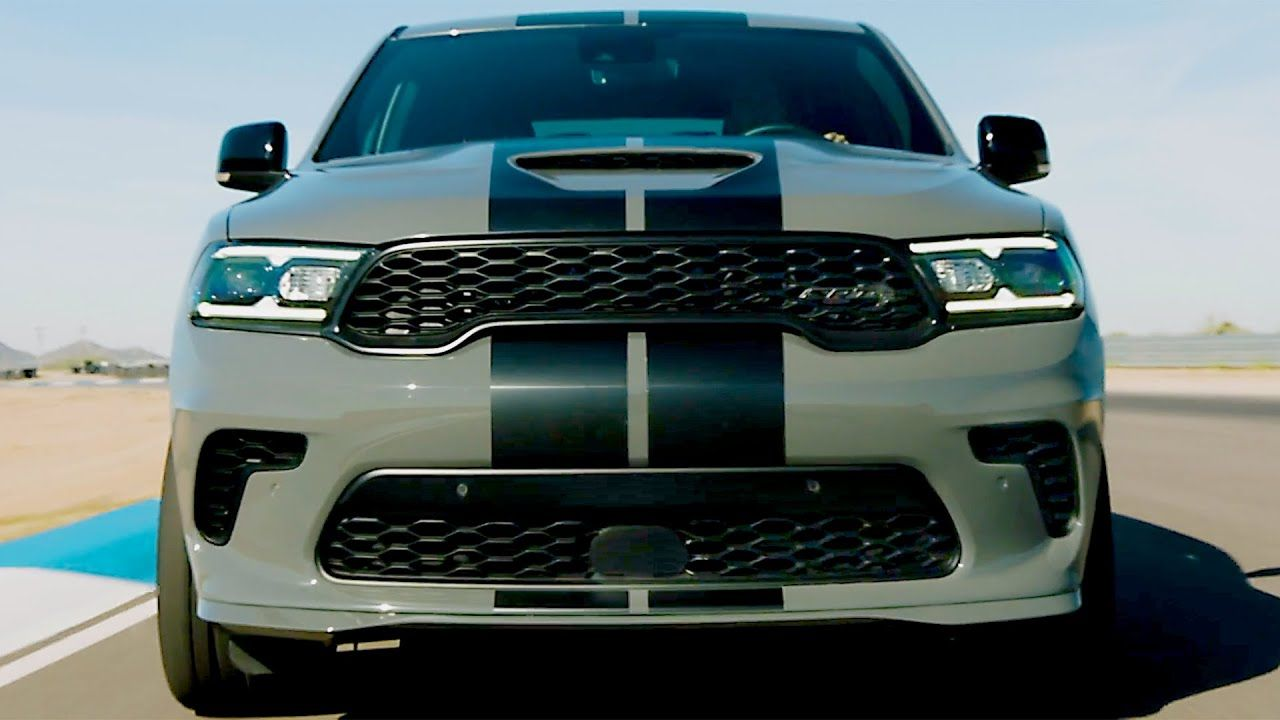 2021 Dodge Durango Srt Hellcat The Most Powerful Suv Ever Dodge Durango Srt Hellcat Hellcat