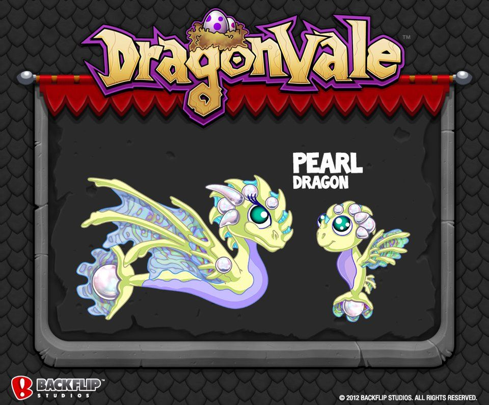 DragonVale PEARL Dragon Dragon, Gaming products, Probability