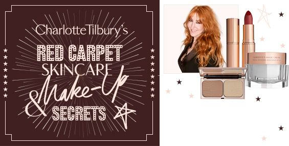 Charlotte Tilbury's red carpet skincare and makeup secrets. ~ Nordstrom,com @agloriouslife