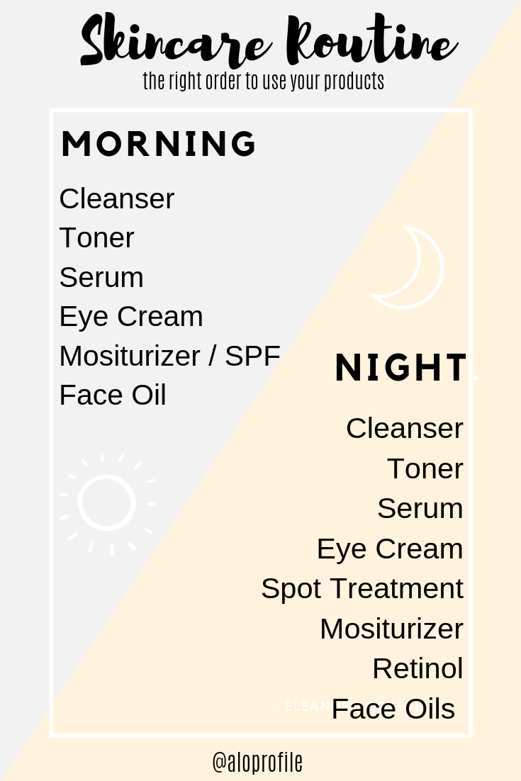 Summer Morning Skincare Routine Morning Skincare Morning Skin Care Routine Skin Care