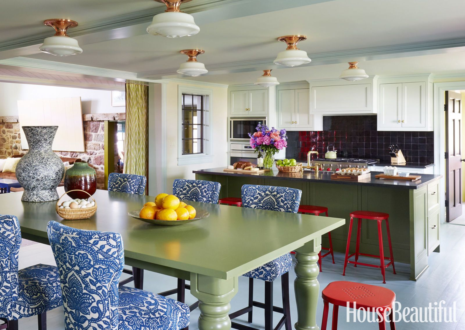150 Beautiful Designer Kitchens For Every Style  Kitchens Prepossessing Designer Kitchen Tables Decorating Design