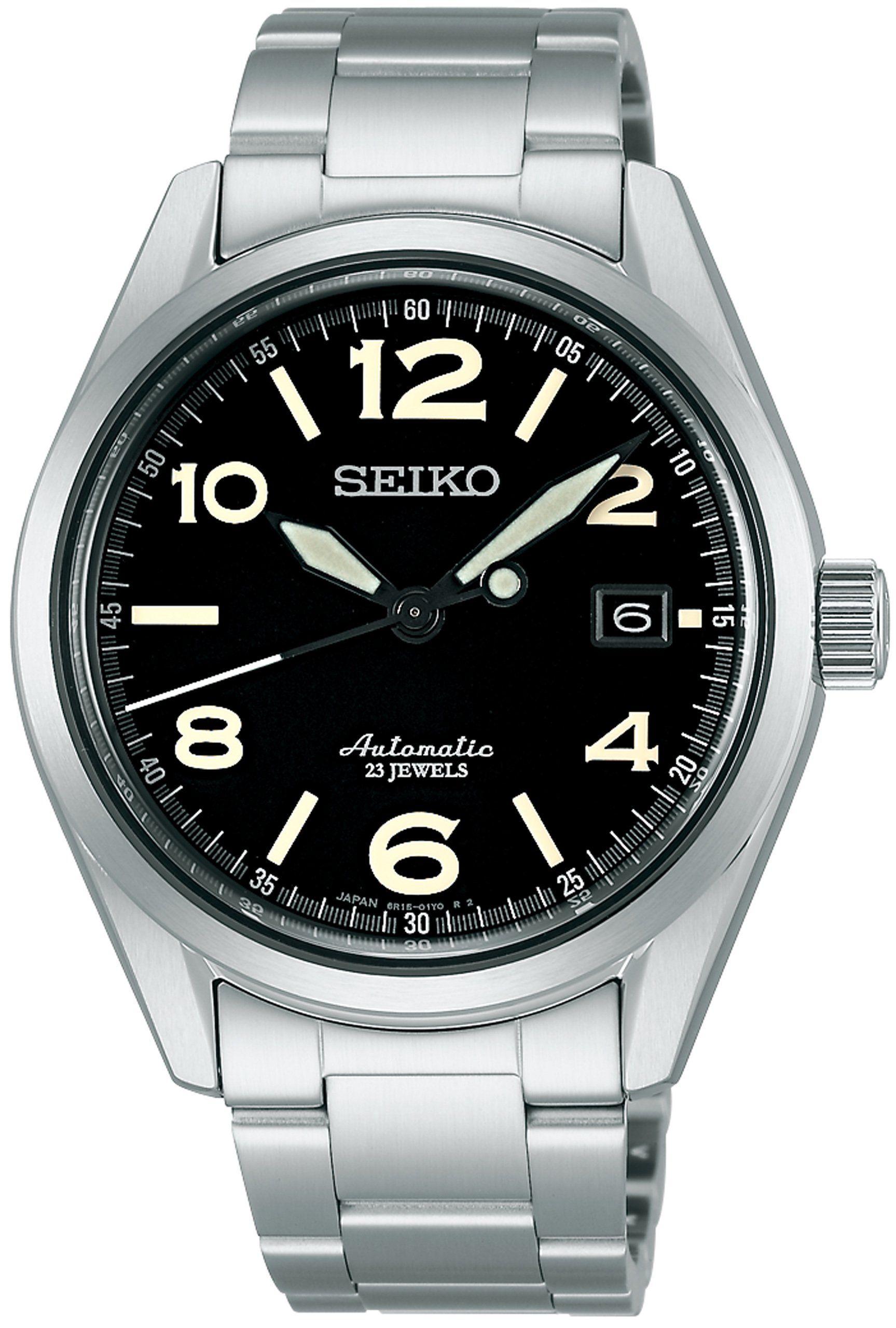 amazon com seiko watch mechanical automatic with manual winding rh pinterest com seiko 5 automatic watch manual Men's Automatic Watches