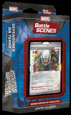 Fabian Balbinot - MagicJebb: Marvel Battle Scenes - Confira o deck do Homem-For...