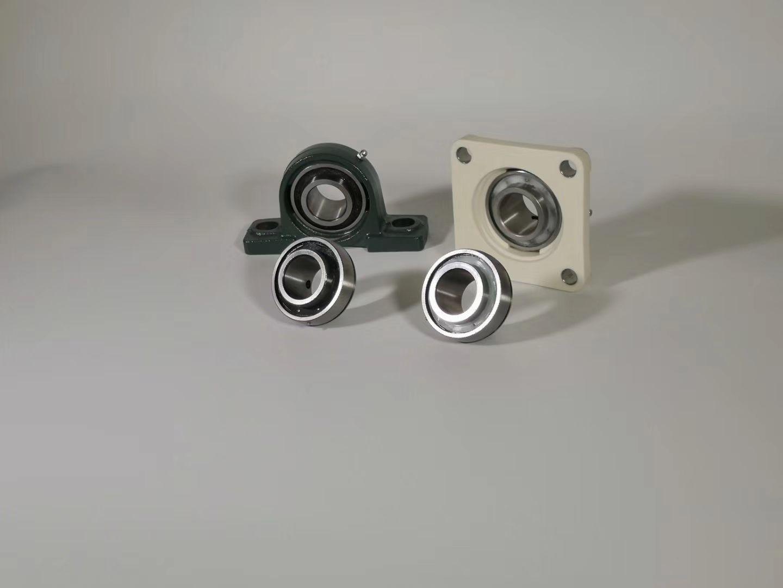 10 Premium UCP207-23 double seal ABEC3 Pillow block bearing 1-7//16 bore UCP207