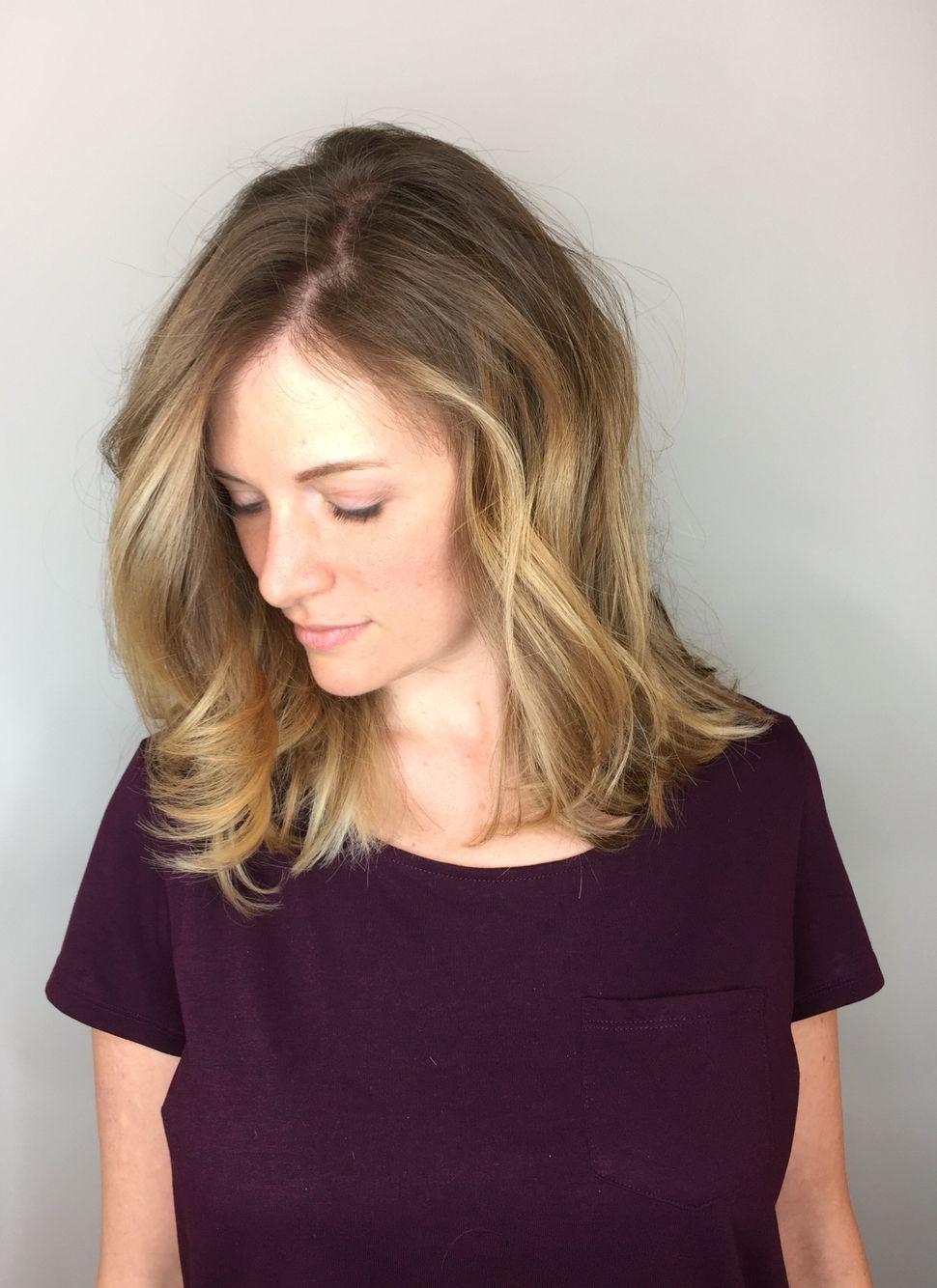 Finally Got The Hair I Ve Been Wanting Thank You To Caleb Blueprint Modern Hair In Portland Modern Hairstyles Hair Long Hair Styles