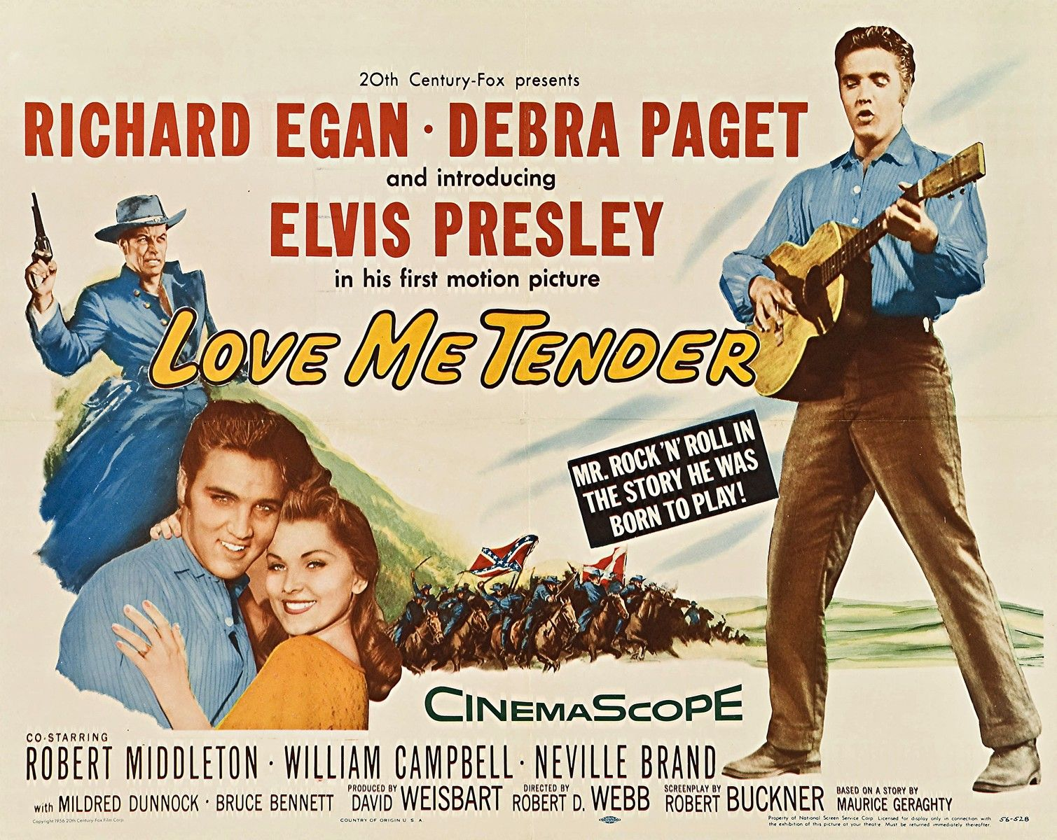 Original movie Poster  1956