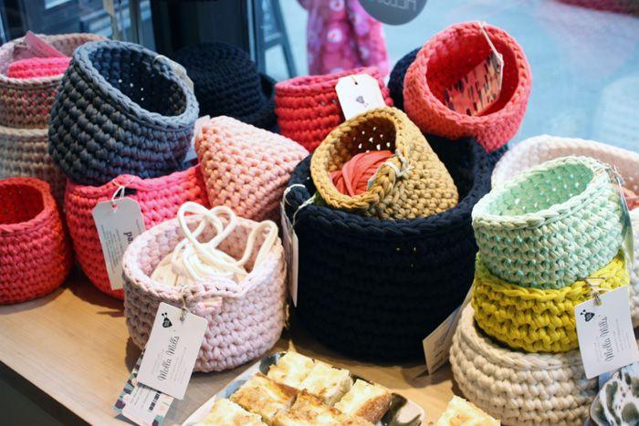 Sort of pink.: Crochet inspiration