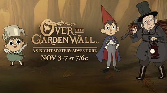 Over The Garden Wall Episode 9 10 Into The Unknown The Unknown