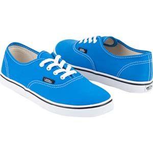 Vans | Sneakers blue, Shoes