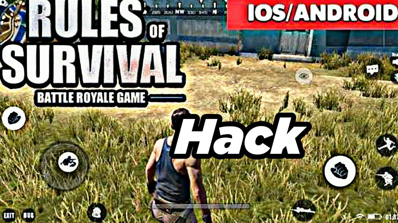 Pin on Rules of Survival Hack PC