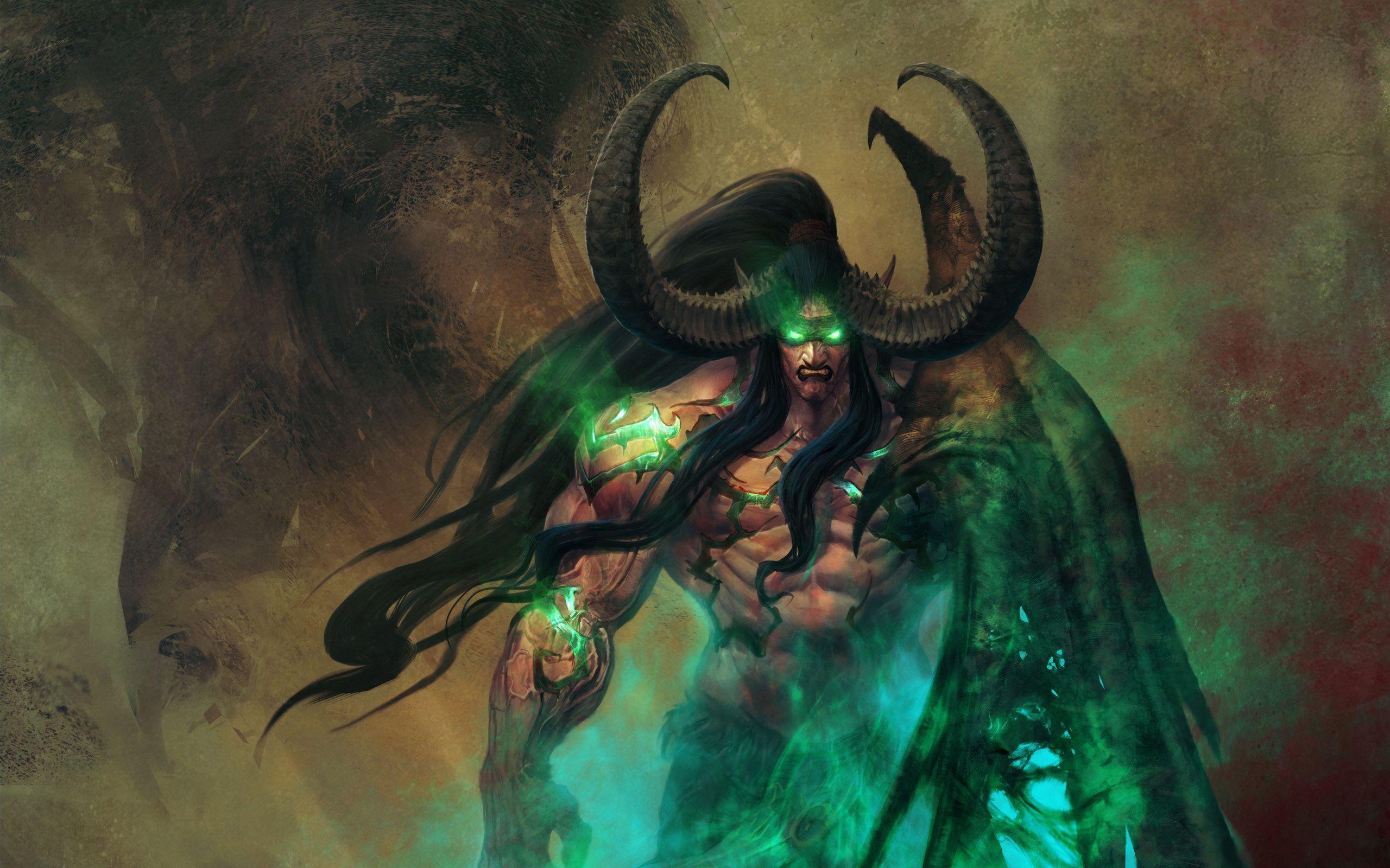 World Of Warcraft Outland Wallpaper