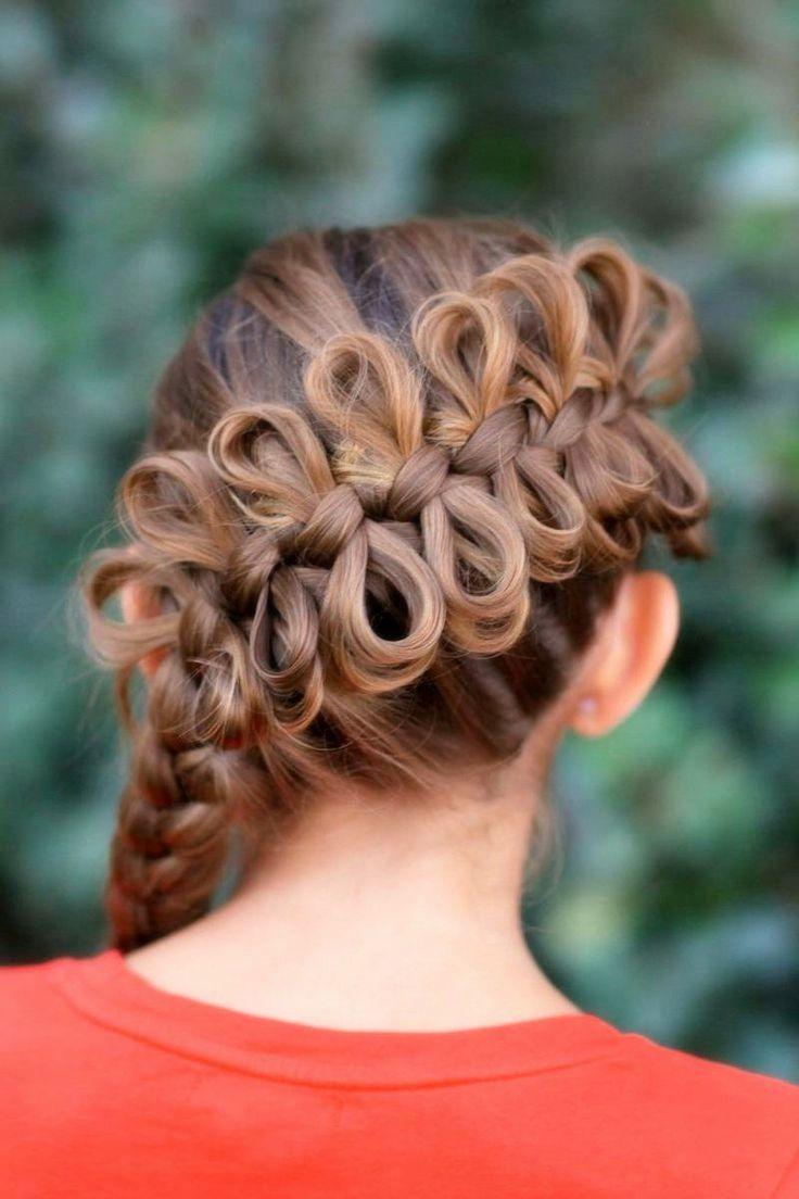 14 Crazy Intricate Braided Hairdos My Hair Bow Braid