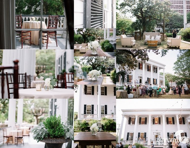 Emily Chris A Wedding At The Wickliffe House In The Heart Of Charleston Revival Photography Husband Wife Photographers Based In North Carolina Speciali Spring Wedding Inspiration Charleston Photography Wickliffe