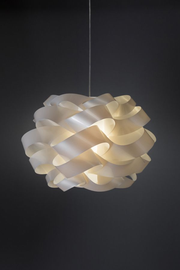 #LineaZero Cloud #lamp In Its #Christmas Edition, Design By #EneaFerrari.  Fluffy As Clouds Kissed By The Rays Of The Sun, The Soft And Enveloping  Lines Of ...
