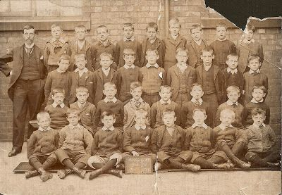 Boothferry Road Board School 1899, Goole, UK