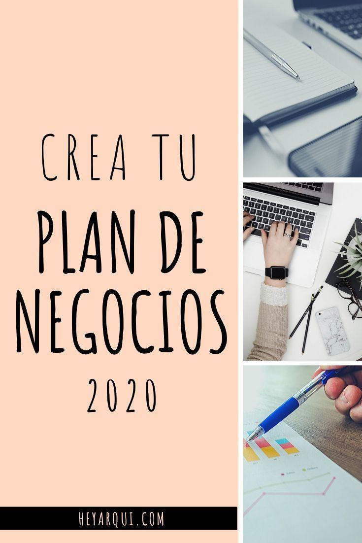Crea tu plan de negocios 2020. Las mejores estrategias para que tengas exito en tu emprendimiento. Click al enlace #emprendimiento #emprender #plandenegocios #emprendedores2020 #ideasdenegocio