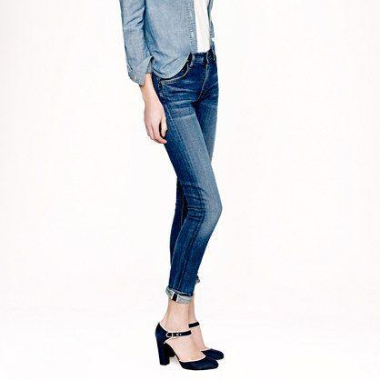 Dark Wash Blue #Denim #Pants by Goldsign® for J.Crew #jeans