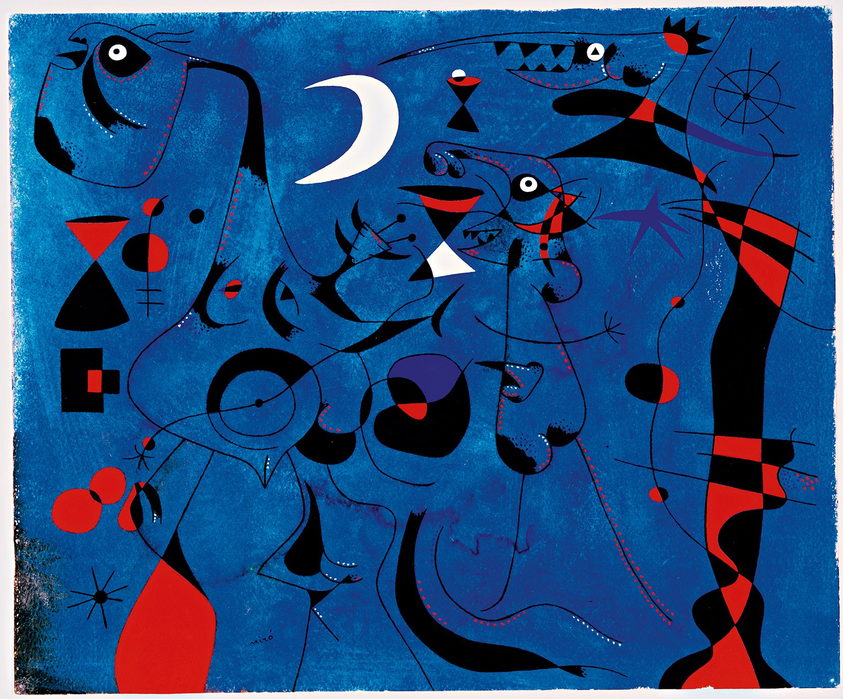 Joan Miró – Tate modern | Pictures of, The depths and Tes