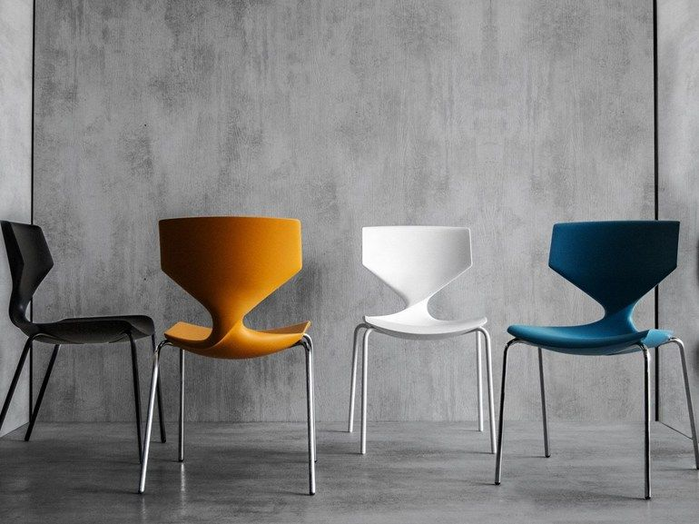 Attractive Stackable Chair QUO By Tonon Design Martin Ballendatu   Saw These At Domo  And Like Them Amazing Design