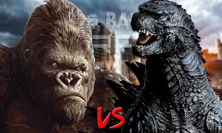 Preparan <i>remake</i> de <i>King Kong vs. Godzilla</i>