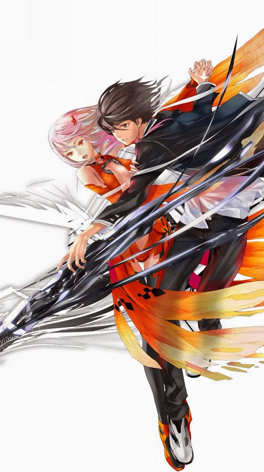 Pin by Chanel Aprahamian on Guilty Crown (With images