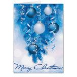 Have a very Blue Christmas Card  Have a very Blue Christmas Card  $3.15  by MysticBauble  . More Designs http://bit.ly/2g9LYfi #zazzle