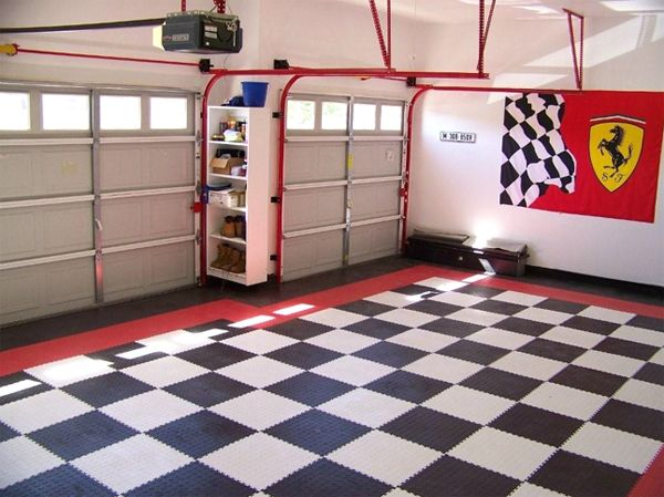 Cheap Garage Floor Tiles Garage Flooring Interlocking