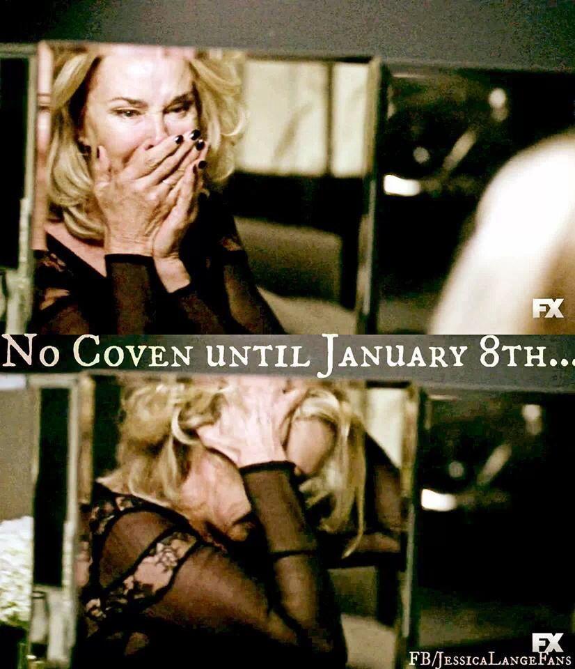 Hurry up January!