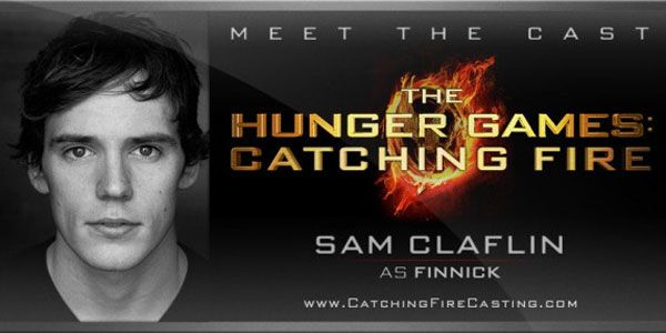 Sam Claflin Has Officially Been Cast As Finnick Odair In ...