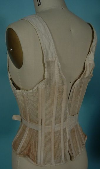 Form And Function Perfectly Combined: RARE C. 1905 SAHLIN Perfect Form & Corset Combined #170