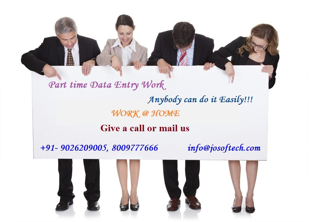 Get home based online offline form filling data entry and online ...