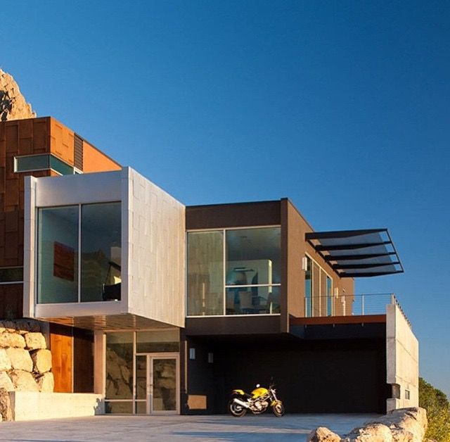H house axis architects salt lake city utah