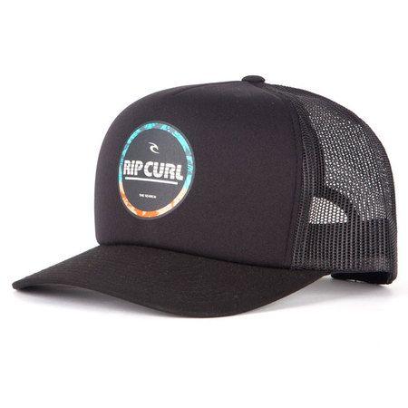 3782737f488 Rip Curl Gravity Trucker Hat - Black