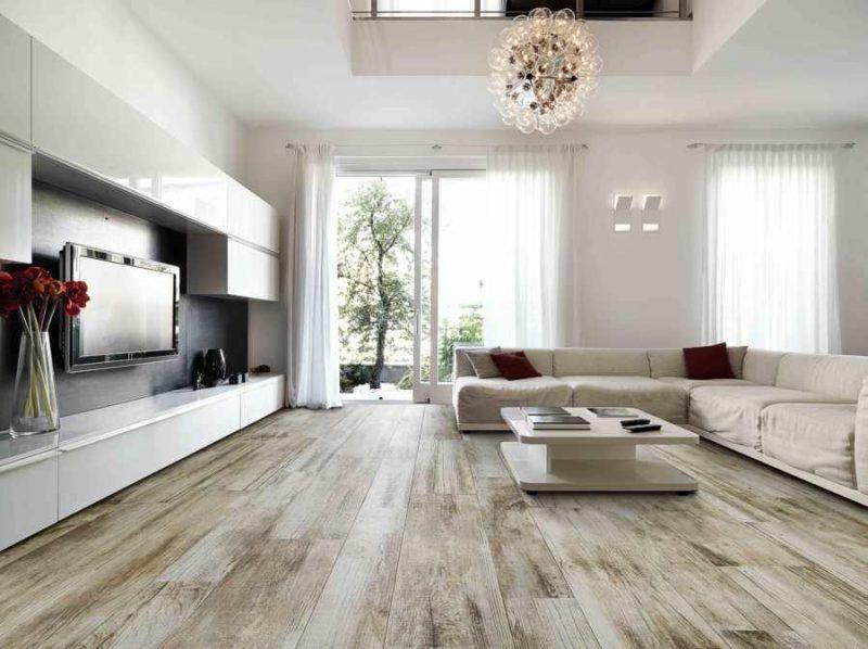 Einzigartige Gestaltung: 19 Ideen für Fliesen im Wohnzimmer | Haus ...