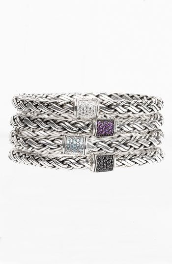 John Hardy Clic Chain Small Braided Bracelet Nordstrom Exclusive Available At