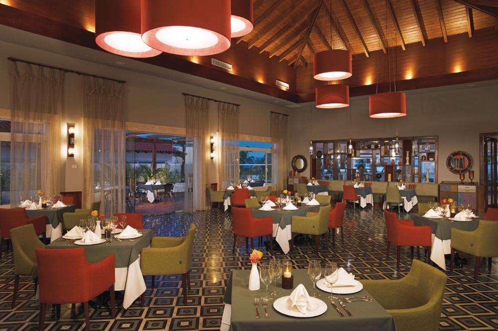 Dominican Republic Restaurants At Dreams Dominicus La Romana All Inclusive Vacations Dominican Republic Dreams Resorts