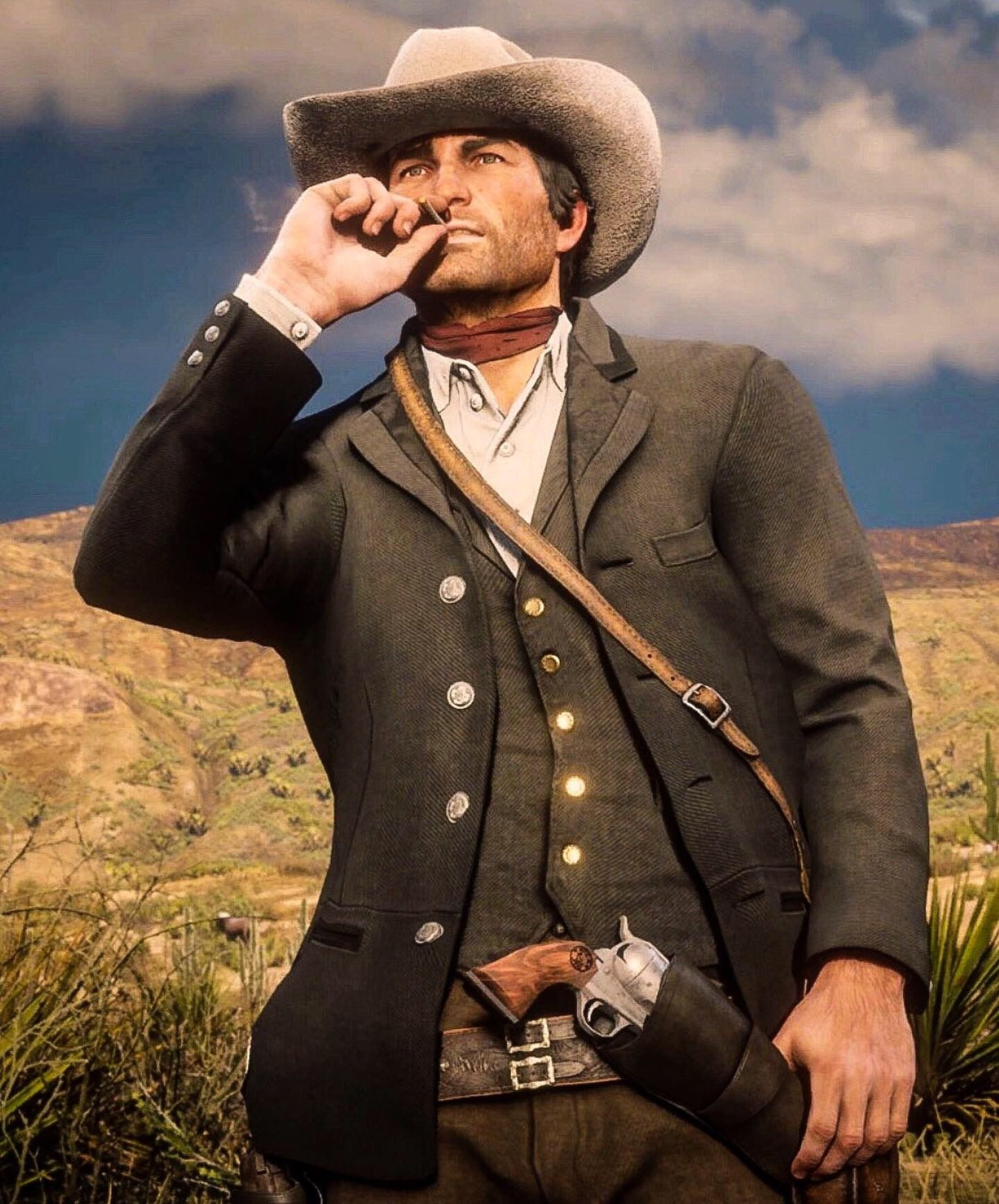 Outfit Idea For John Marston Remove The Vest Jeans Low
