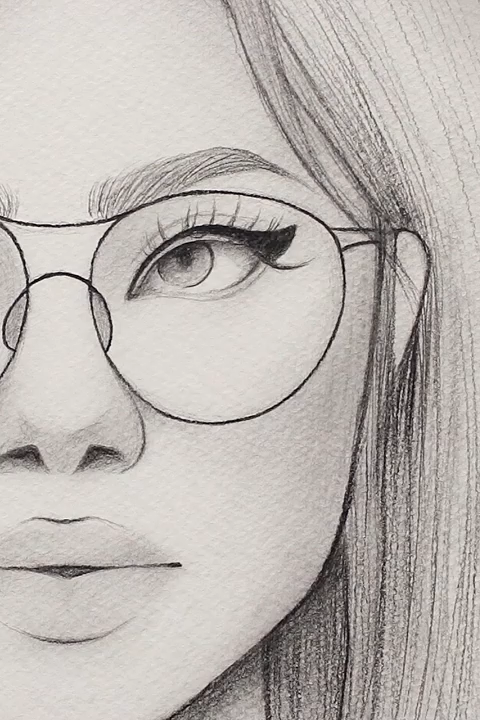 Amazingamazing 3 Art Drawings Sketches Simple Art Drawings Sketches Creative Beauty Art Drawings