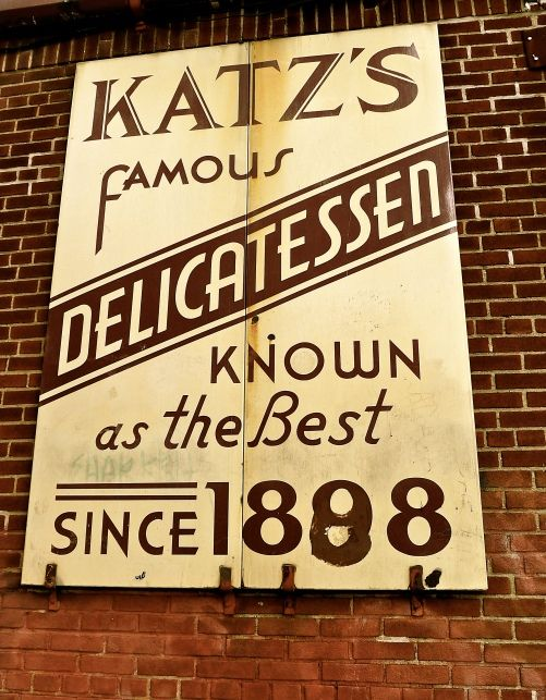 Katz S Deli Fantastic Place Lower East Side Nyc I Ny Favorite City