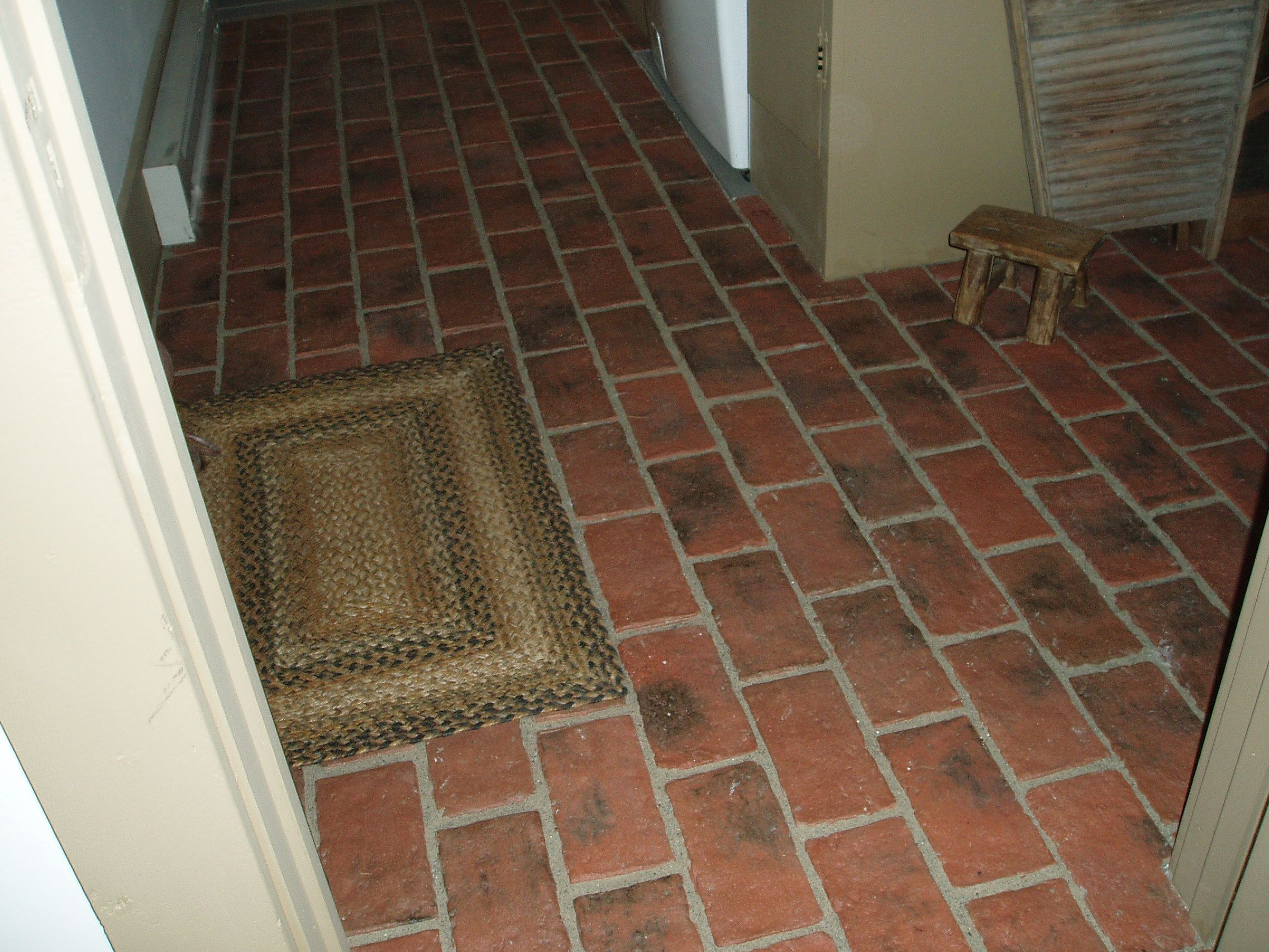 Brick tile entry floor wrights ferry tiles with charred black brick tile entry floor wrights ferry tiles with charred black in many of the dailygadgetfo Images