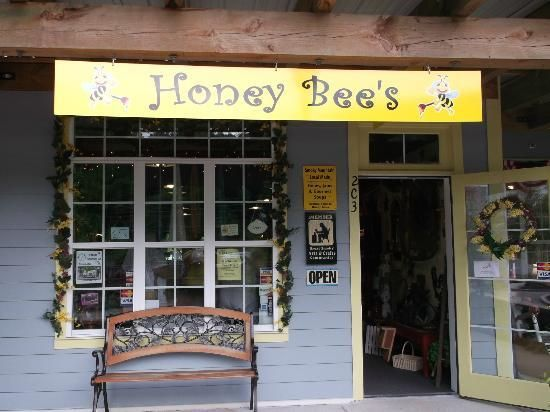 Honey Bee's - Specializing in local handmade items such as Jam's, Jelliews, Honey, Salsa, and gourmet soups sauces pickled items.