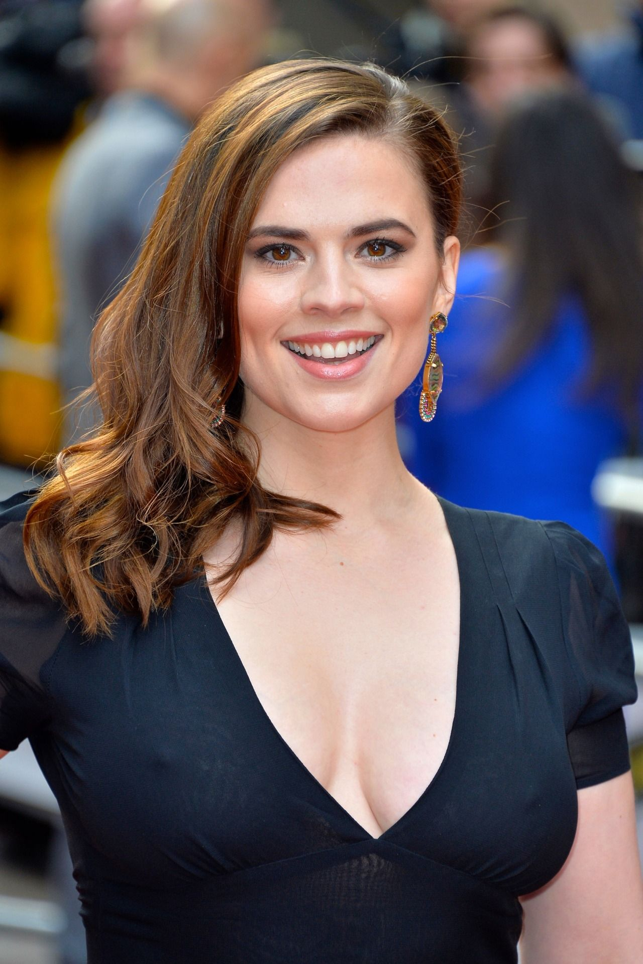 Communication on this topic: Melinda Marx, hayley-atwell/
