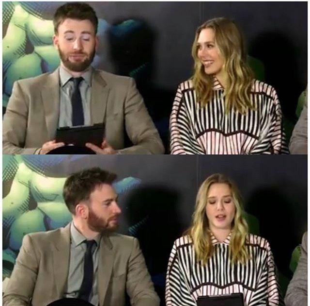 Pin De Em Elizabeth Olsen Vingadores The Avengers Feiticeira Escarlate